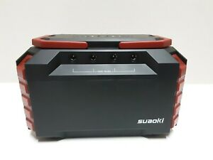 Suaoki Portable Power Station 150Wh100W Camping Generator Lithium Power Supply