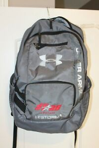 Under Armour Team Hustle Storm Backpack Gray $9.99
