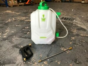 Green Touch 4 gallon 18V Electric Backpack Sprayer