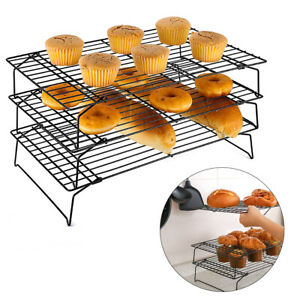 Cooling Baking Rack Folding Kitchen Supplies Biscuit Bread Baking Cooling Rack