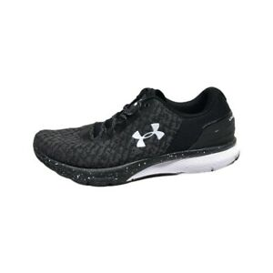 Under Armour Charged Escape 2 Women Running Shoes Size 8.5 Low Top Lace Black $45.00