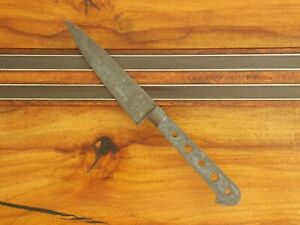 Sabatier 4 inch Chefs Knife Blank Carbon Steel French Vintage