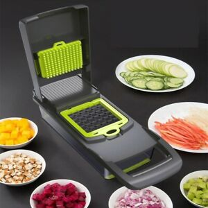 Mandoline Vegetable Fruit Slicer Grater Peeler Cutter Multifunctional Carrot $22.66