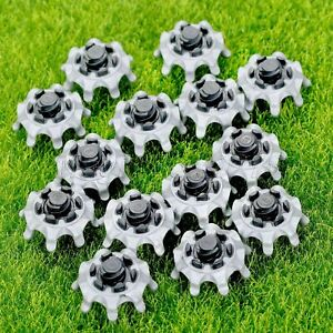 28X Soft Golf Shoe Spikes Replacement Champ Cleat Fast Twist Tri Lok For Footjoy