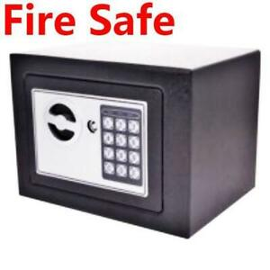 Electronic Digital Safe Box Keypad Lock Security Home Office Cash Jewelry EL $37.99