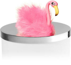 *NEW* Pink Flamingo Magnetic Candle Topper Bath amp; Body Works SHIPS FREE