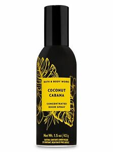 *NEW* COCONUT CABANA 1.5 oz Concentrated Room Spray Bath amp; Body Works