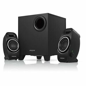 Creative A250 2.1 Multimedia Speaker System $94.15