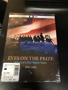 Eyes on the Prize: Americas Civil Rights Years 1954 1965 DVD 2010 3 Disc Set