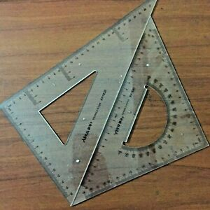 square rulers $12.85
