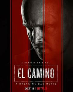 El Camino; A Breaking Bad Movie DVD Brand New Still Sealed Free Shipping