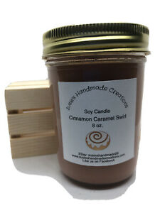 Susie's Hand Poured Highly Scented Candles 8 oz