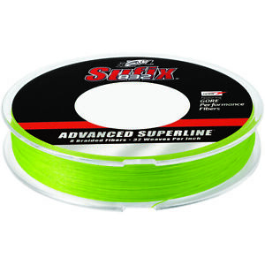 Sufix 150 Yard 832 Advanced Superline Braid Fishing Line Neon Lime