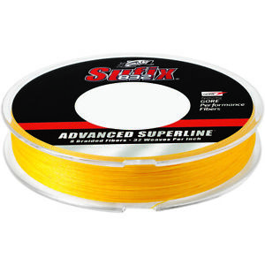 Sufix 150 Yard 832 Advanced Superline Braid Fishing Line Hi Vis Yellow