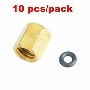 Upper Copper Screw O ring For Roland Epson for Small Damper Ink Piping 1.8*3mm $12.50