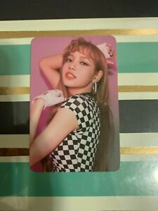 BLACKPINK SQUARE UP Official Lisa Photocard $14.00