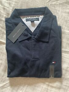 Mens Tommy Hilfiger Short Sleeve Polo Shirts New With Tags Size L $11.00