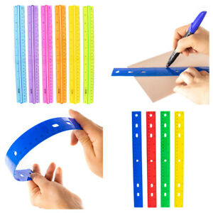 West Coast Paracord 12 Inch Plastic Ruler Assorted We pick your color $7.61