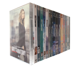 GREY#x27;S ANATOMY : COMPLETE SERIES SEASONS 1 16 DVD SET BRAND NEW FAST SHIPPING