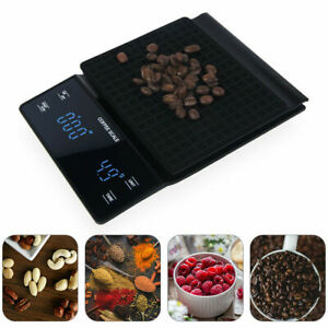 Kitchen Scale Electronic Food 0.1g Weighing Scale Digital Measuring Accurate $30.33