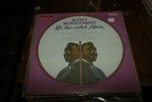 Wes Montgomery Lp Lot Brothers Monk Buddy Solo George Shearing Mastersounds