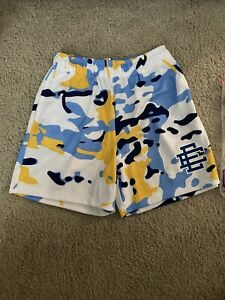 Eric Emanuel EE Basic Shorts Nugget Camouflage Size L *FAST FREE SHIPPING*