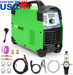 Slash Air Plasma Cutter 50Amp CUT 50 Cutters Inverter 110V 220V Cutting Machine $309.99
