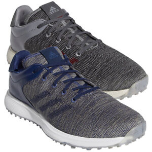 Adidas Mens S2G Spikeless Golf Shoes • 1 Year Waterproof Warranty • NEW $50.99