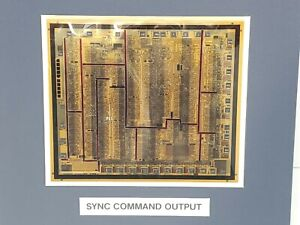 Vintage Hughes Aircraft Artwork for Multi Layer Circuit Board $99.93