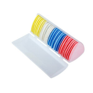 Sewing Tool Fabric Clipping With Storage Box Tailors Chalk Marker Triangle Craft $4.63