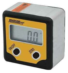 Johnson 1886 0100 Digital Angle FinderMagnetic2 Button $42.50