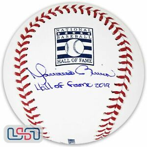 Mariano Rivera Yankees Signed Autographed Hall of Fame Baseball JSA Auth $319.95
