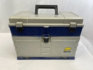 plano 5757 TACKLE system BOX FISHING storage container ART SUPPLIES hardware
