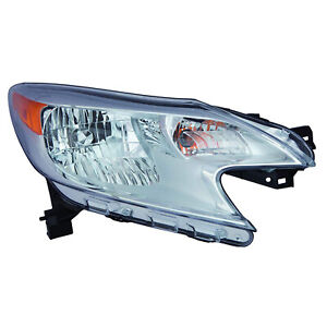 NI2503223B Remanufactured Factory OEM Passenger Side Head Lamp Assembly $83.17