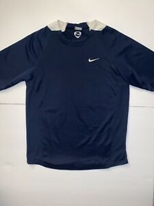 Men's Nike Dri Fit Athletic T Shirt Training Breathable Sides $12.99