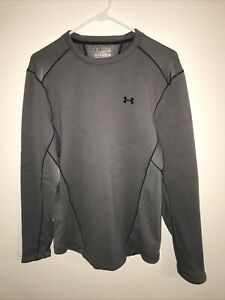 under armor cold gear Fitted Long sleeve Green Men S $19.99
