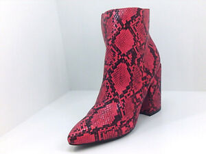 Madden Girl Womens Boots pmf5s Red Size 7.5 $25.42