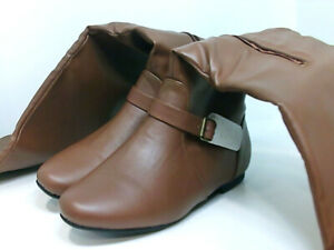 Joules Womens Boots Brown Size 7.5 $26.90