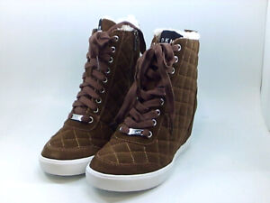 DKNY Womens Boots f17fw Brown Size 8.5 $54.90