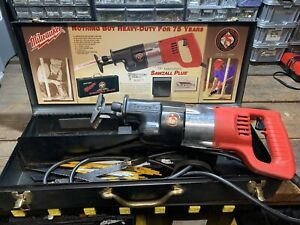 Milwaukee 6537 75 75th Anniversary Collectors Edition Super Sawzall Heavy Duty $175.00