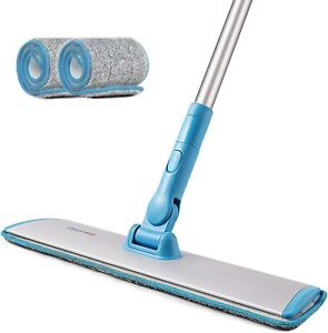 Professional Microfiber Mop Floor Cleaning Dust Mops with Extension Pole Mop $24.04