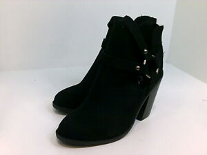 Sugar Womens Boots iky2s Black Size 6.5 $22.11