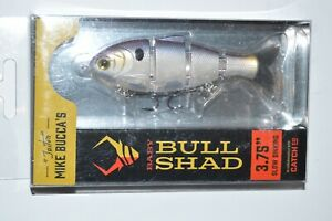 Catch co mike bucca#x27;s baby bull shad swimbait 3.75quot; slow sink threadfin shad