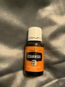 cedarwood essential oil young living 15ml. $15.00