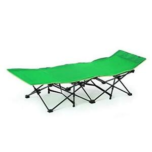 Folding Camping Cots for Adults Most Comfortable Extra Wide Apple Green