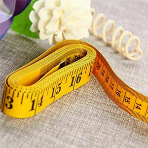 60quot; Body Measuring Tailor Tape Ruler Sewing Cloth Measure Seamstress Soft Flat $1.75