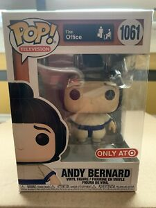Funko Pop The Office Andy Bernard in Sumo Suit Target Exclusive #1061 $19.40