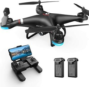 Holy Stone HS110G RC Drones with 1080P HD Video Camera GPS Quadcopter Follow Me $89.99