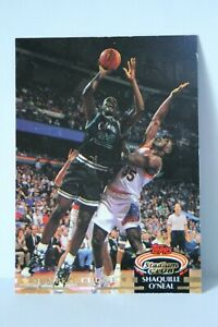 NBA SHAQUILLE ONEAL 1993 Topps Members Choice Stadium Club Trading CARD #201 $3.95