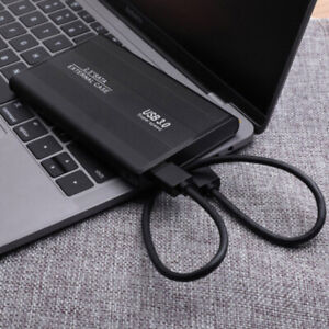 USB 3.0 1TB External Mobile Storage Hard Drive 2.5 HDD Portable For PC Laptop $26.89